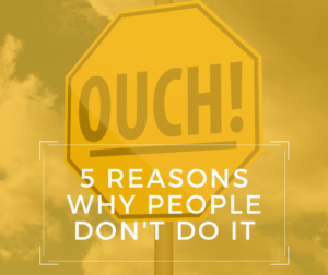 5 Reasons Why People Dont do Immunotherapy